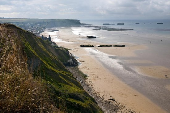 Intimate Guided Normandy Tour from...