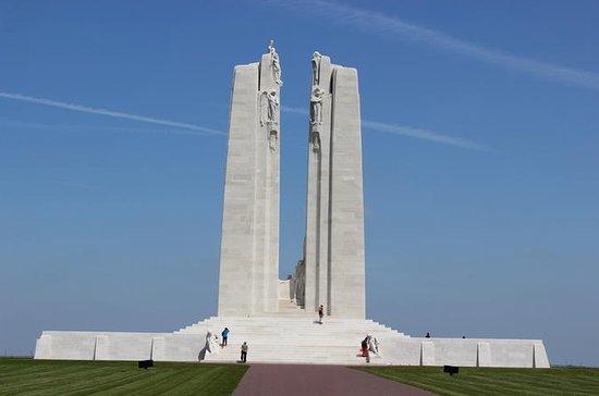 Round trip transfer: Arras or Lens to Vimy Ridge | Arras, Pas-de-Calais