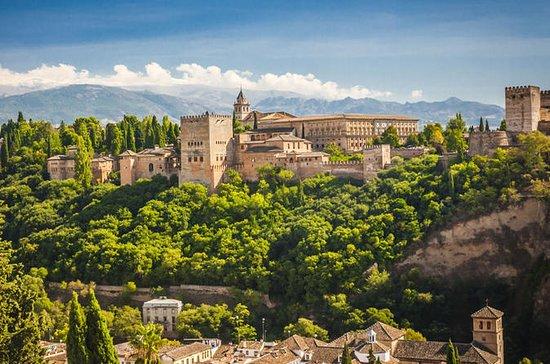 Alhambra og Generalife Hopp over...