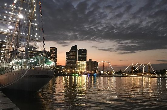 Puerto Madero on Board Dinner and...