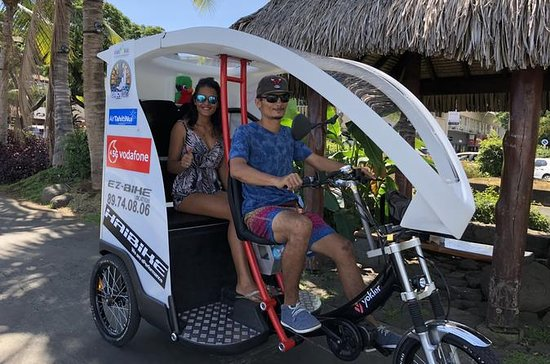 Electric Tuk-Tuk Cultural and...
