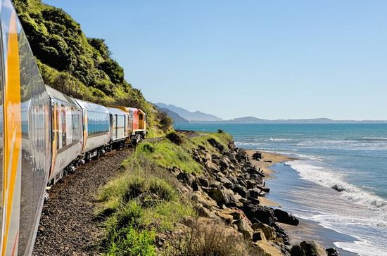 Coastal Pacific - Picton to Christchurch by Train