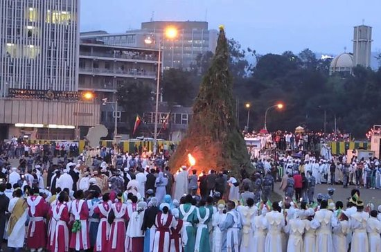 Meskel Festivals Tours In Addis Ababa