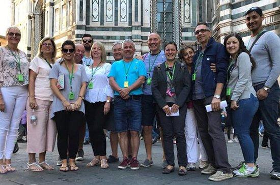 Tour privato a piedi a Firenze
