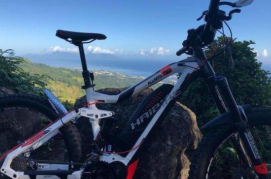 El Cykeludlejning i Papeete