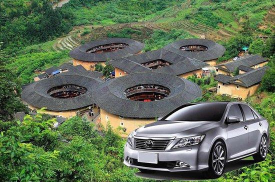 Private Transfer Between Xiamen City...