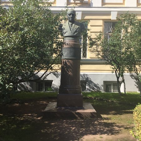 Monument to Aleksey Abrikosov
