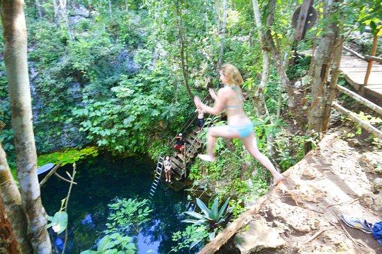 Cancun ATV Tours: Jump on it