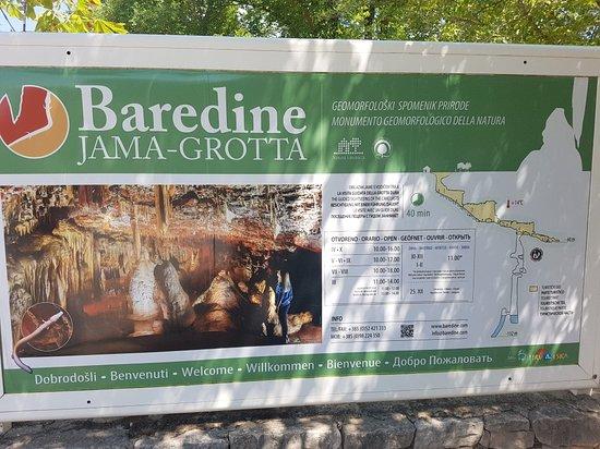 Baredin Cave