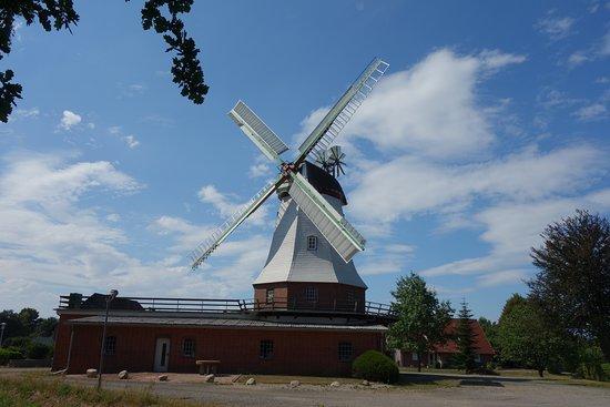 Windmuhle Artlenburg