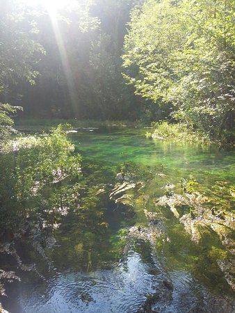 Nant, France: La Source du Durzon