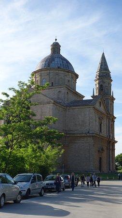 Tempio di San Biagio: VISTA DELLA BASILICA