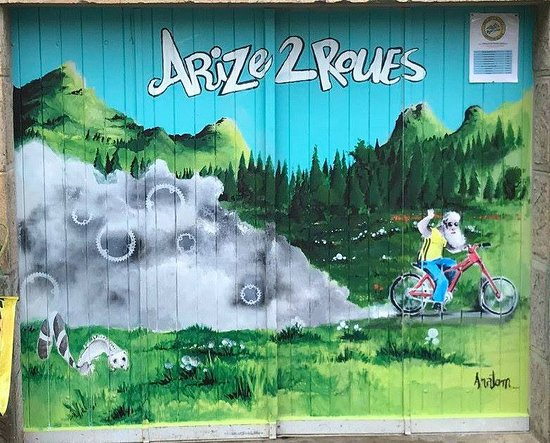 Arize 2 Roues