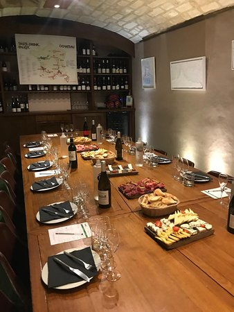 O Chateau Wine & Cheese Tasting Lunch