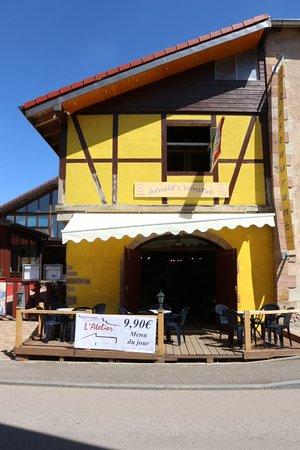 Corcieux, فرنسا: Arnold's Winstub