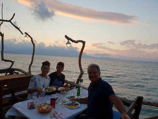 Nopigia, Grèce: Orate deliziose