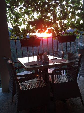 Manso, ฝรั่งเศส: Terrasse