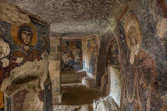 Mottola, Italy: chiesa rupestre si Santa Margherita