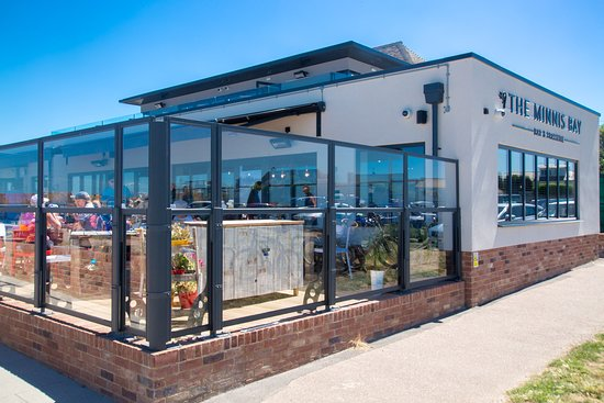 The Minnis Bay Bar & Brasserie: Minnis Bay Bar & Brasserie