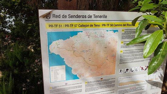 Teno Alto, Spania: Bar Restaurante Los Bailaderos