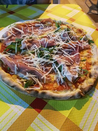 Cerfignano, Италия: Pizza Anna