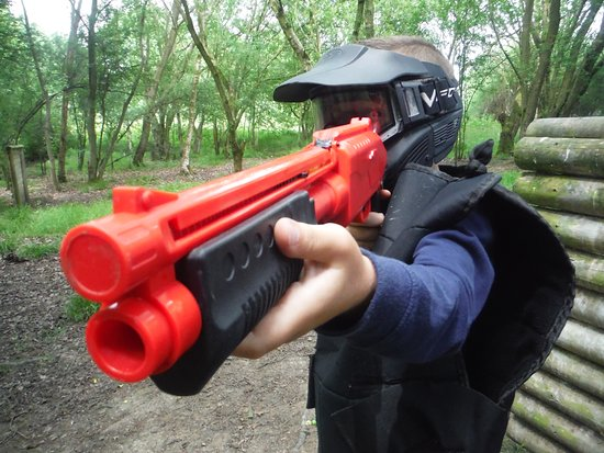 Gunsmoke Paintball