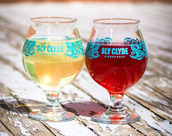 Хэмптон, Вирджиния: Sly Clyde produces delicious hard ciders with a Coastal Virginia flair from Hampton, VA.