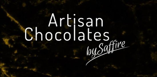 Taverham, UK: Artisan Chocolates by Saffire