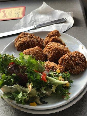 Glenlivet, UK: Brie & Salad... more than yummy!!!
