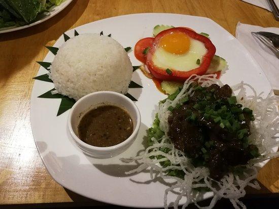 Genevieve's Restaurant: lok lak