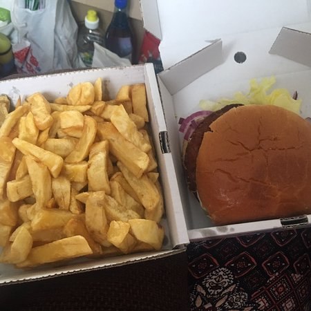 Sanders Fish and Chips