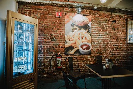 Jette, Belgium: Burgers
