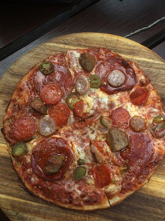 Photo0jpg Picture Of Planet Pizza Bristol Tripadvisor