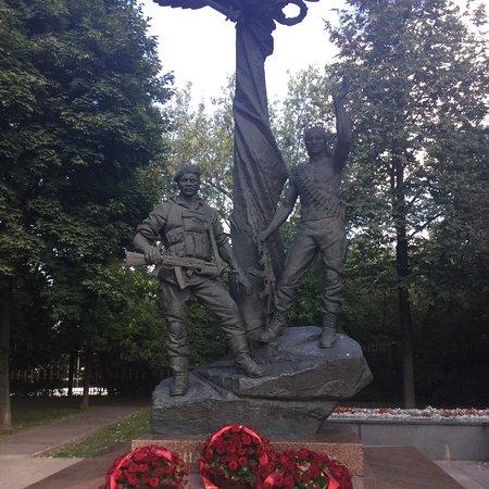 Monument to Voiny Desantniki
