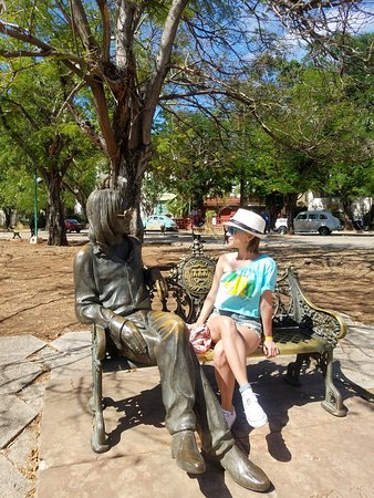 Parque John Lennon: that's the attraction