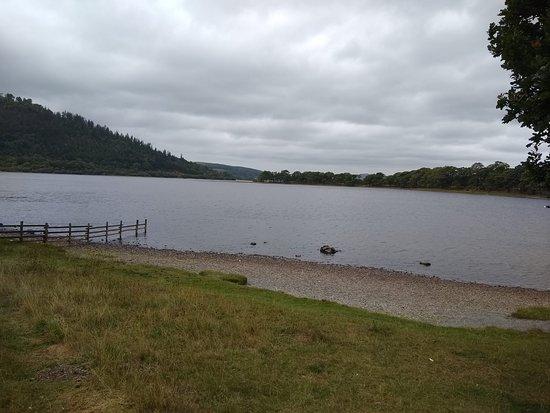 Bassenthwaite Lake: Looking north