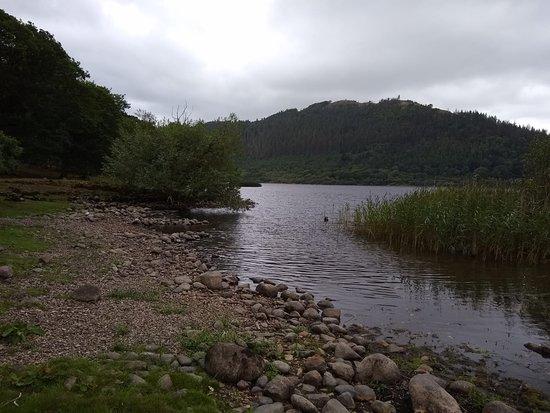 Bassenthwaite Lake: Looking west