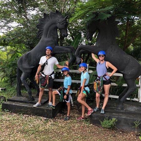 Villareal, Costa Rica: Favorite day of vacation!!
