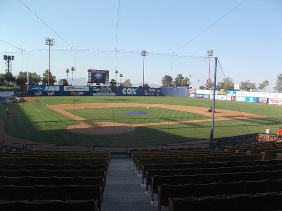 Cashman Center: Cashman Field..the ball field.