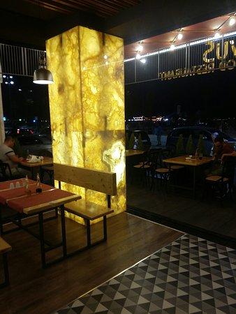 Novus Traditional Food Restaurant