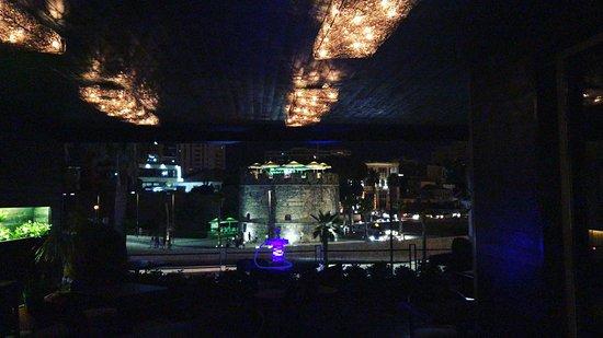 Durrës, Albanien: View