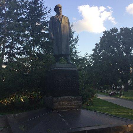 F. I. Tolbukhin Monument