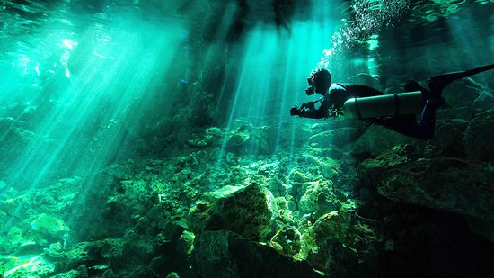 Best Cenote Dives