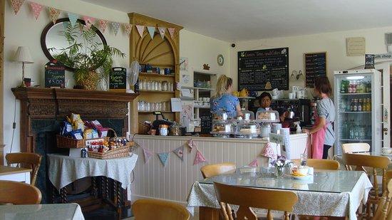 Marwood, UK: Part of the Tea Room