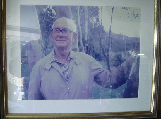 Marwood, UK: Dr Jimmy Smart (1914-2002) who created the garden