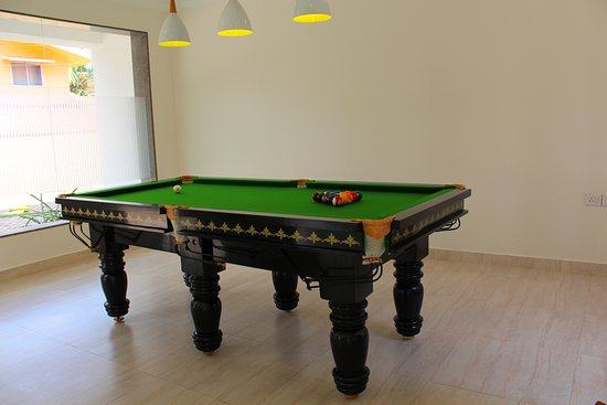 BELLAGIO REZIDENCIA Updated Prices Hotel Reviews Goa - Bellagio pool table