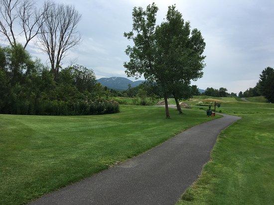 Golf Royal Bromont: Golf course