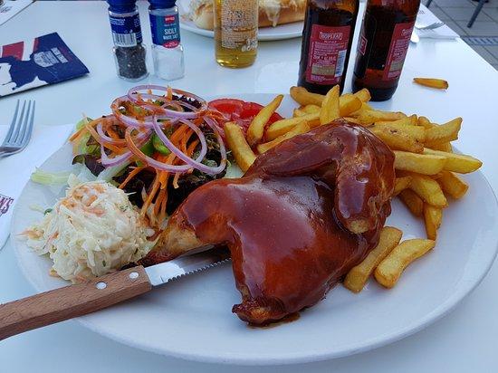Henry J.Bean's: Half Chicken