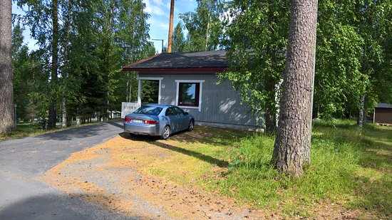 Hankasalmi, Φινλανδία: Meidän mökki nro 17.