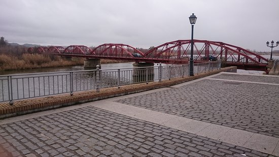Talavera de la Reina, Spain: Puente Reina Sofía.